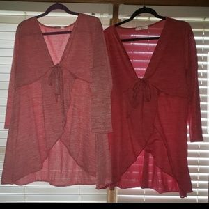 Rosegal plus size blouse set